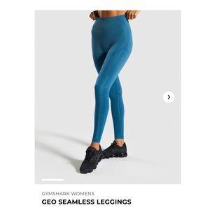 Gymshark GEO SEAMLESS LEGGINGS (good as new🙂)